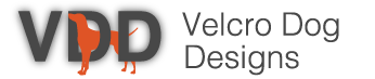 Velcro Dog Designs Logo